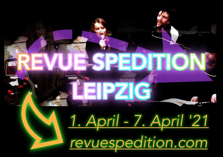 Revue Spedition Leipzig